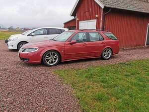 Saab 9-5 2,3t vector