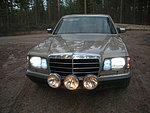 Mercedes 500SEL (300D)