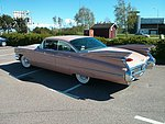Cadillac 1959 Coupe Deville