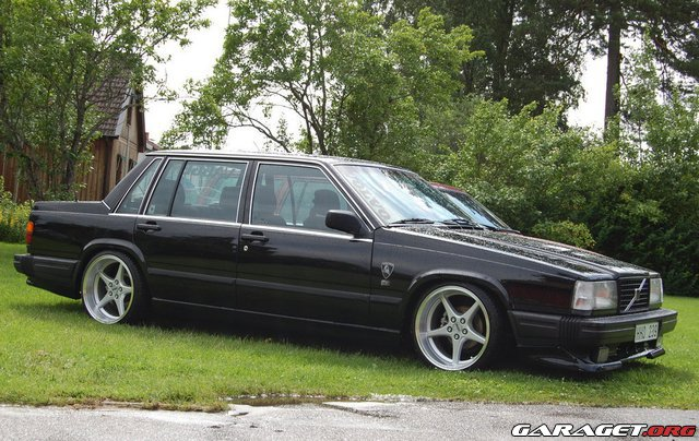 Volvo 740 Gle Quot Lyxkryssaren Mk18 Quot 1987 Garaget