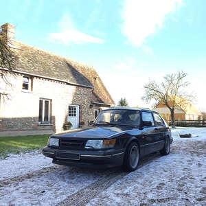 Saab 900 Turbo 16s