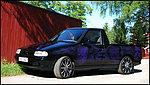 Skoda Felicia Pickup 1,9D