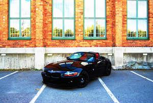BMW Z4 cab