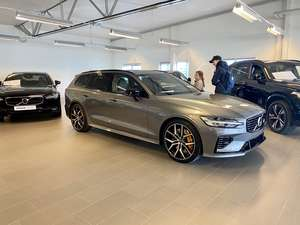 Volvo V60 T8 Polestar Engineered