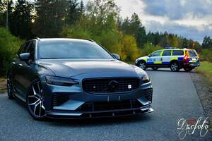 Volvo V60 T8 Polestar Engineered