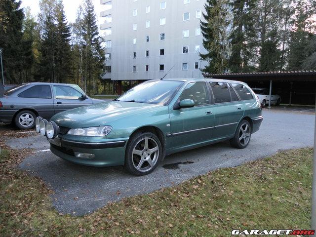 Garaget peugeot 406 st 2 0 hdi 1999 for Garage peugeot saint just