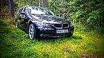BMW e91 325i touring