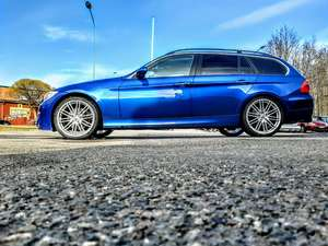 BMW E91 330xd touring