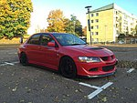 Mitsubishi Evolution VIII FQ340 MR