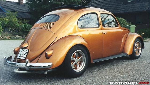 Volkswagen 1200 1956 garaget for Garage volkswagen paris 13