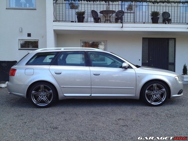 Rs6 Wheels On A4