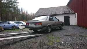 Subaru 1800 Turbo Coupe