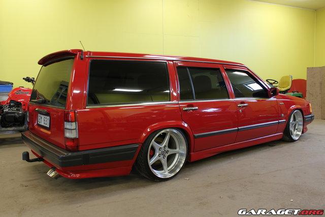 Volvo 745 945 Turbodiesel 1990 Garaget