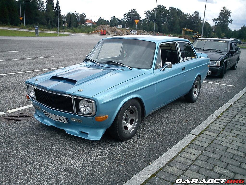 Volvo 142 Gl 1972 Garaget