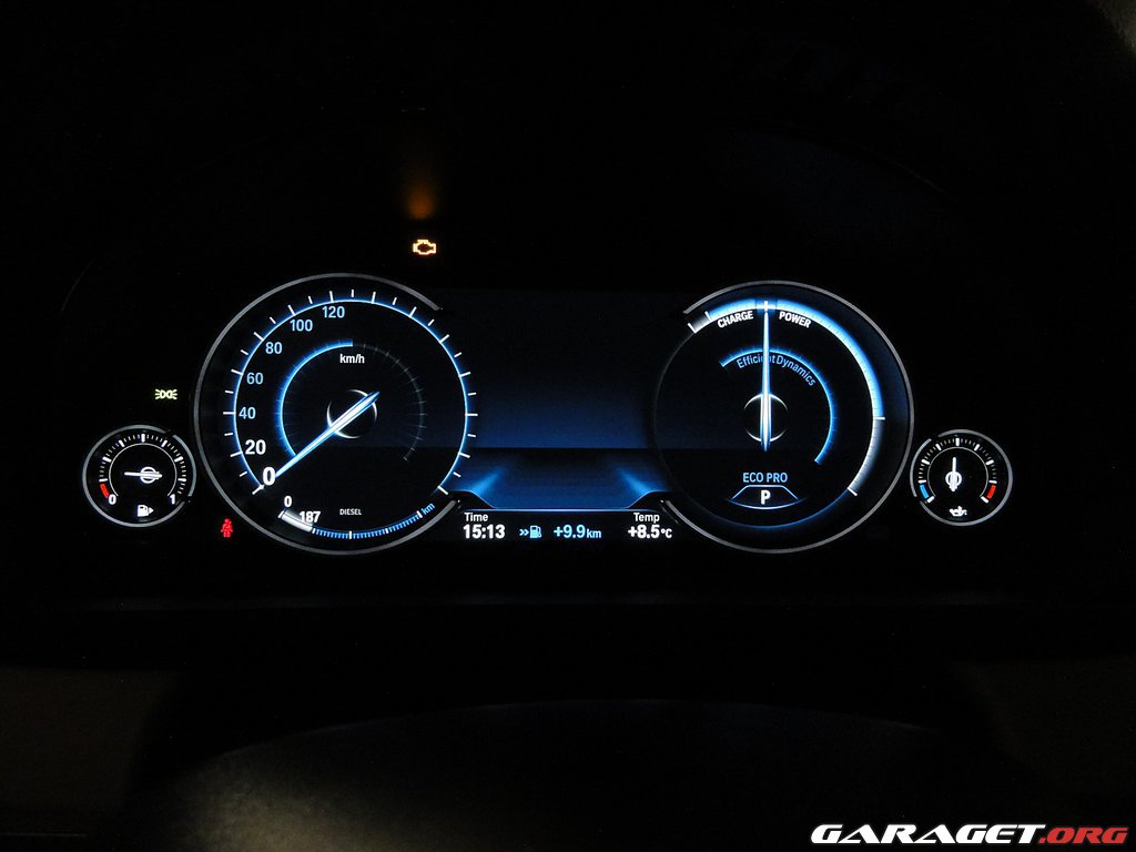 The New Instrument Cluster 6wb