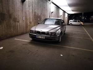 BMW E39 540i