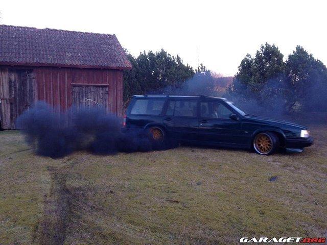 Garaget Volvo 945 Tdic 1996