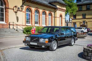 Volvo 745 Turbo Intercooler