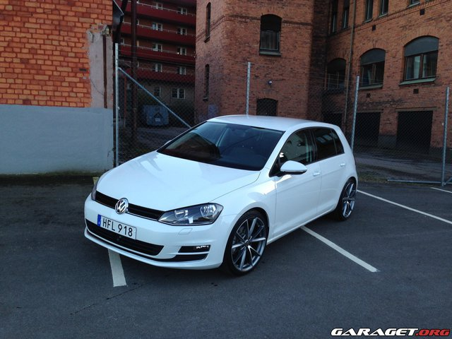 garaget volkswagen golf 7 gt tsi 140 sailing ed 2014. Black Bedroom Furniture Sets. Home Design Ideas