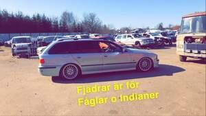BMW E39 538 Touring