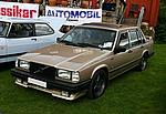 Volvo 740 GLT 16 VALVE
