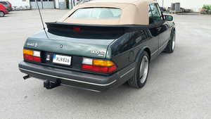 Saab 900 S Cabriolet