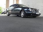 Mercedes E280