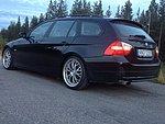 BMW E91 320