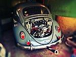 Volkswagen Bubbla typ 1