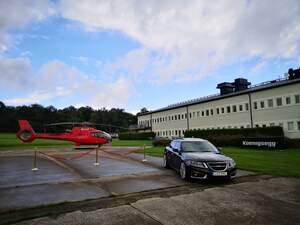 Saab 9-5 NG AERO TTID4 2011