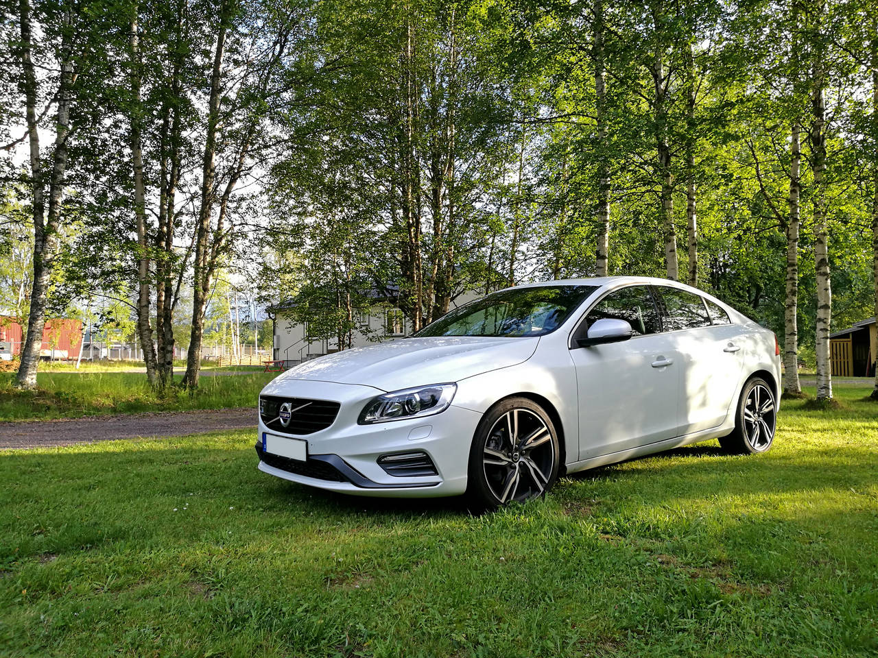 volvo s60 t6 awd r design 2017 garaget. Black Bedroom Furniture Sets. Home Design Ideas