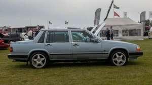 Volvo 760 GLE V6
