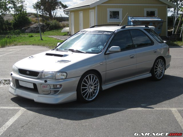 A Subaru Impreza GT 20 Turbo Wagon MY99 I Bought It New And Had For 140000 Miles 115 Years Just Sold Month Ago