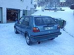 Volkswagen golf 2 cl 1,8 liter motor