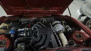 BMW 325i E30 2.5 Cabriolet