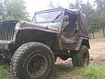 Willys-Overland CJ2