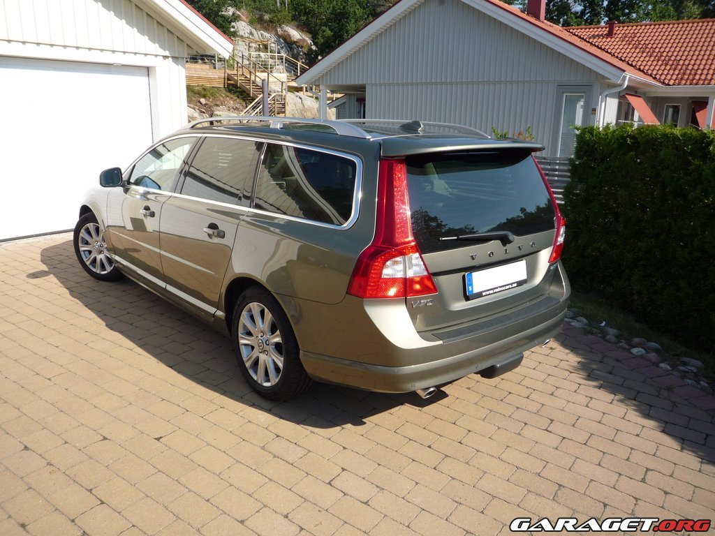 Garaget | Volvo V70 2,5FT Summum (2010)