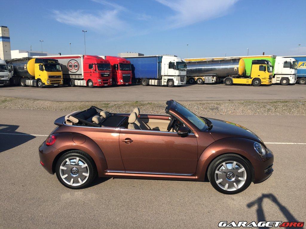 Volkswagen Beetle Cabriolet 2016 Garaget