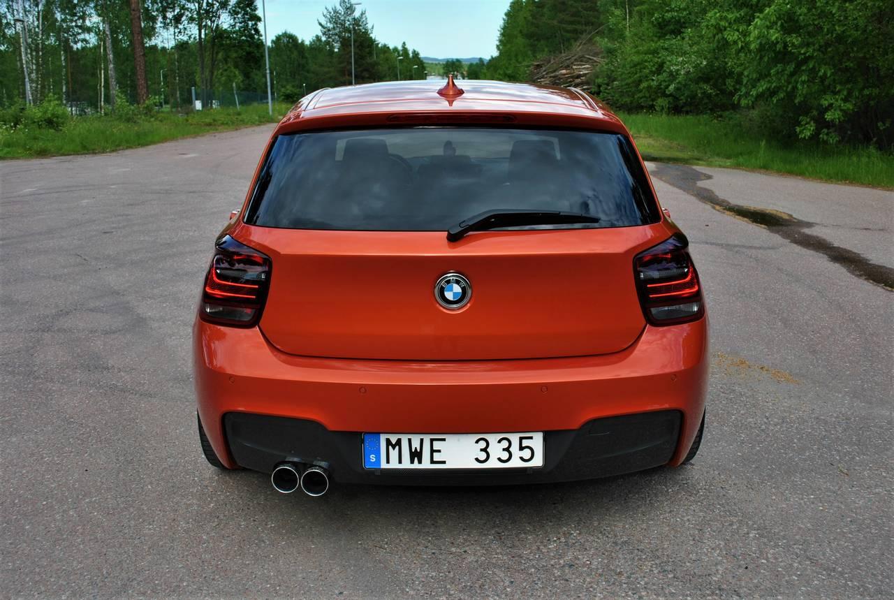 bmw f20 118d msport 2012 garaget