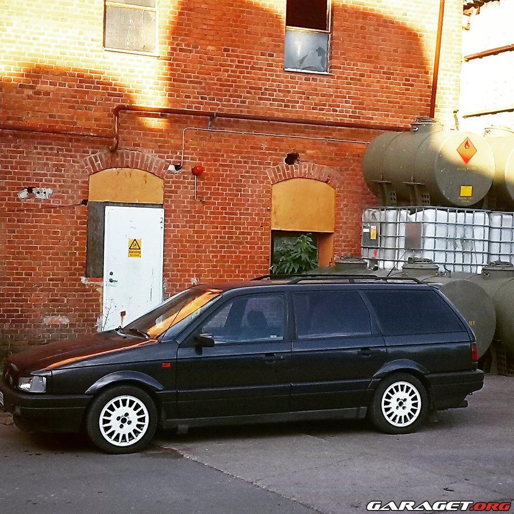Volkswagen passat gt g60 syncro 4x4 1990 garaget for Garage volkswagen paris 15