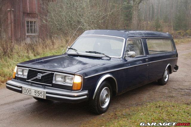 Volvo 240 Likbil (1976) | Garaget