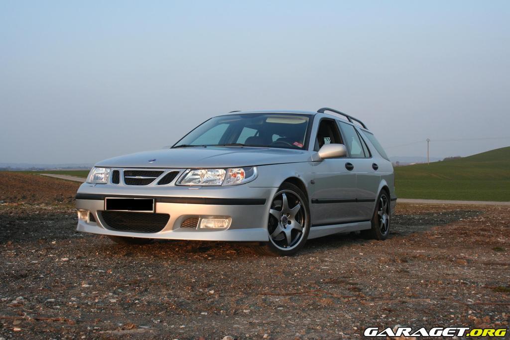 Saab 9 5 Styling Garaget