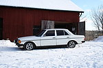 Mercedes w123 300d