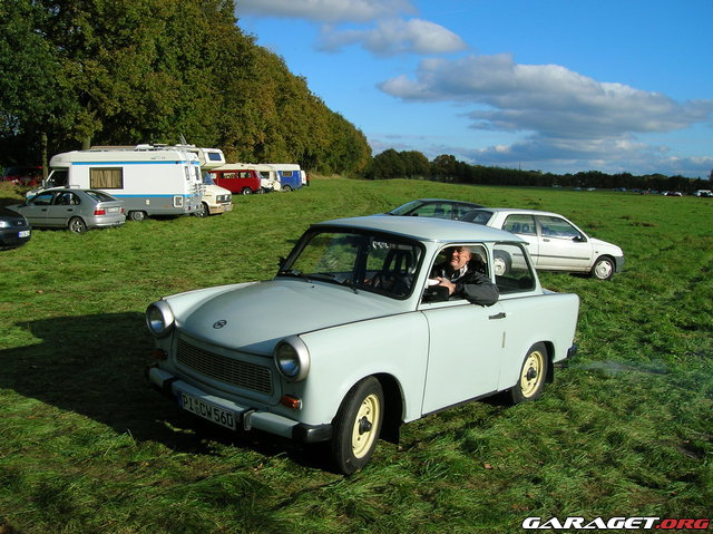 Garaget trabant p601 1986 for Garage auto galon