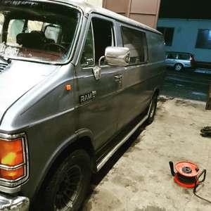 Dodge Ram Van B250