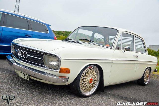 Audi 60 L Oldtimer (1971) - Garaget