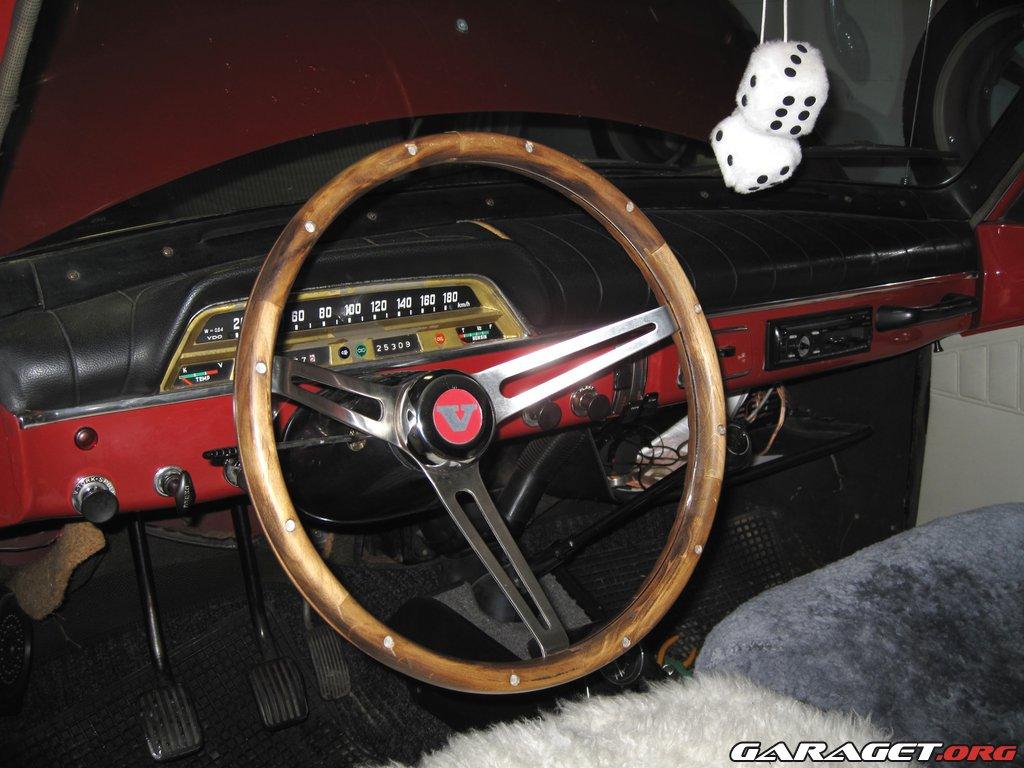 Volvo Amazon 122 Sport 1969 Garaget