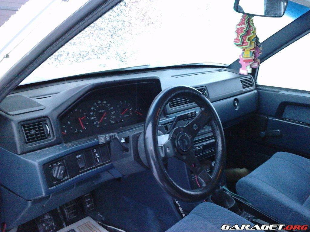 Luisi steering wheel