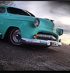 Chevrolet bel air custom