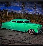 Chevrolet bel air custom